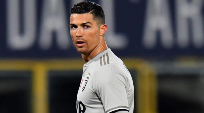 Cristiano Ronaldo undergoes medical in Turin