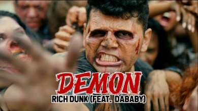Rich Dunk Ft. DaBaby - DEMON