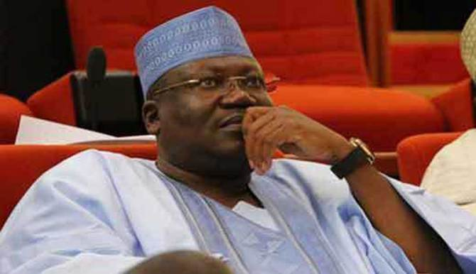 Lawan reveals why senate attached conditions to e-transmission of election results