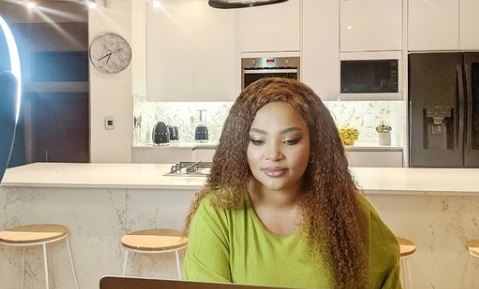 Siba Mtongana back on screen as a judge in 'House of Chefs'