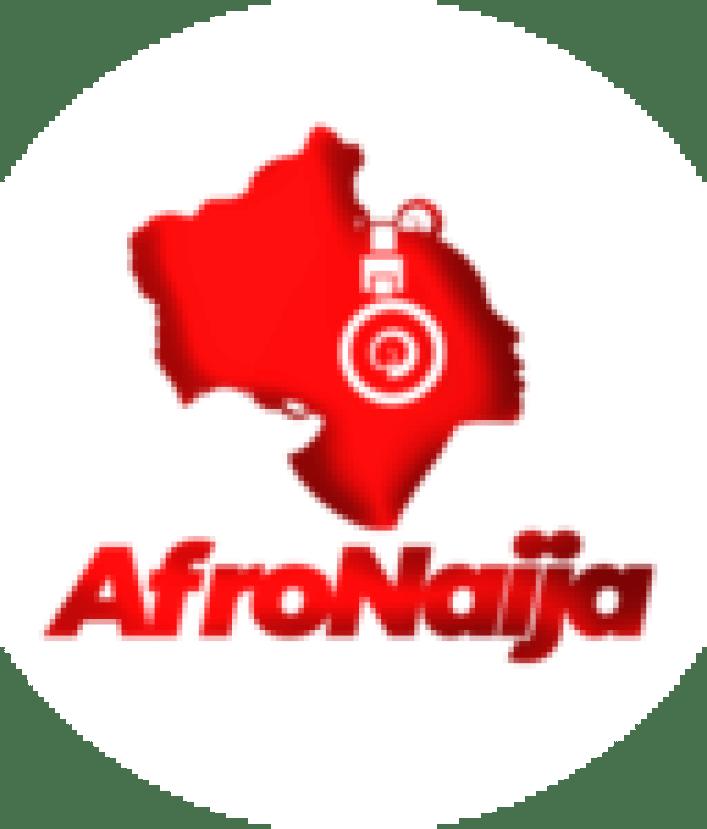 Photos/Video: Footballer, John Ogu's ex-wife, Veronica Akaolisa, gets engaged