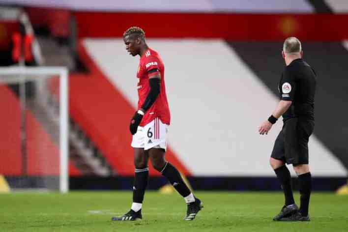 Pogba contract situation gains further clarity in wake of record-setting performance against Leeds