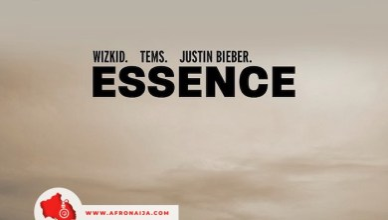 Wizkid ft. Justin Bieber & Tems - Essence (Remix)