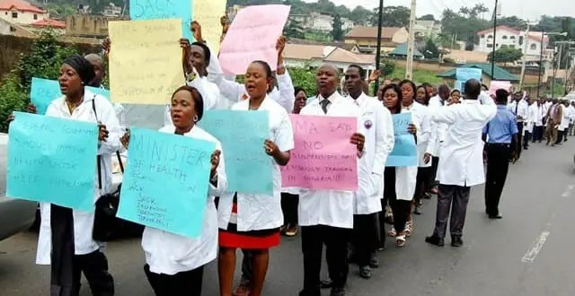 Six-hour meeting deadlocked as FG, resident doctors fail to reach agreement