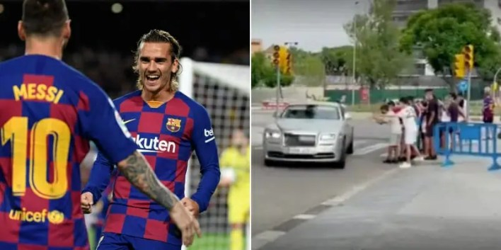 Barcelona fans storm training ground, blame Messi's team-mate for exit