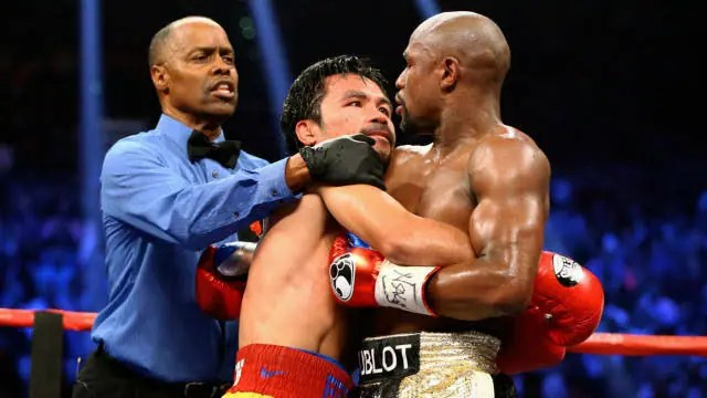 Pacquiao names his terms for rematch with old rival Floyd Mayweather