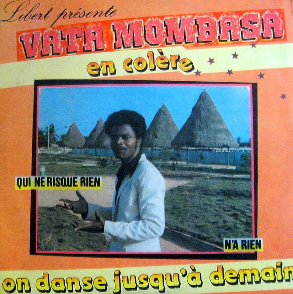 Vata Mombasa – En Colère
