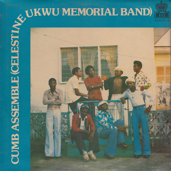 Cumb Assemble (Celestine Ukwu Memorial Band) Album Lp ST