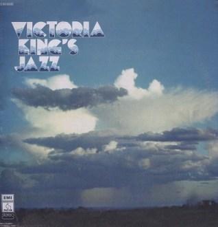 Victoria King's Jazz ST Album Lp