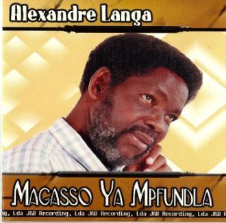 Alexandre Langa - Magasso ya mpfundla Album Lp - African Music Online Mozambique