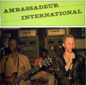 Ambassadeur International Album Lp - African Music Online Mali