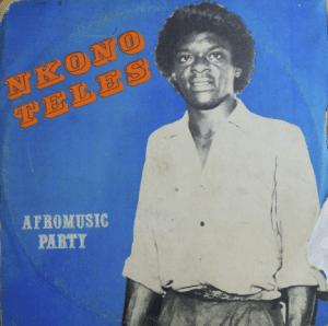 Nkono Teles - Afro Music Party album lp-afrosunny