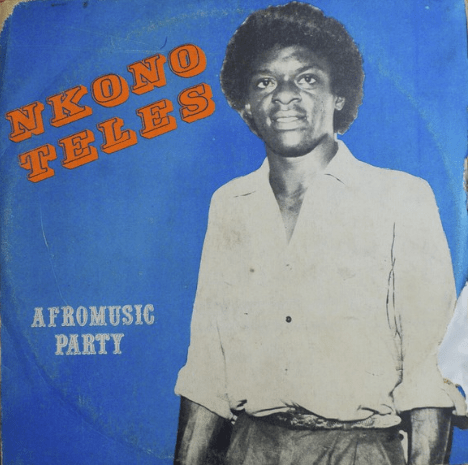 Nkono Teles – Afro Music Party : 80s CAMEROON Funk Soul Disco Pop Dance Music FULL Album Songs LP