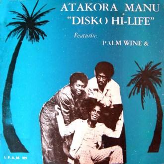 Atakora Manu – Disko Hi-Life album lp -afrosunny