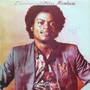 Vata Mombasa, L'Orchestre Niamou Niamou – Gueu Gaston album lp -afrosunny