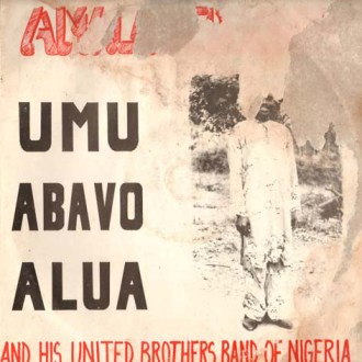 Amala Dede Okoh And His United Brothers Band Of Nigeria – Umo Abavo album lp -afrosunny