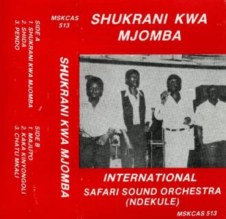 International Orchestra Safari Sound Ndekule