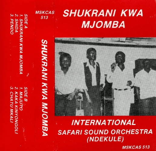 International Orchestra Safari Sound Ndekule