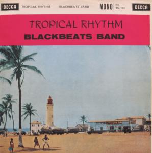 Blackbeats Band – Tropical Rhythm album lp