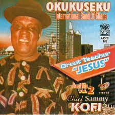 Okukuseku International Band Of Ghana - Great Teacher Jesus Hits Vol 2 album lp