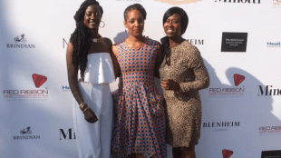 Black sisterhood at HAM Polo Club