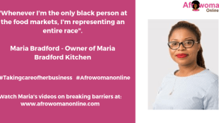 Maria Bradford interview