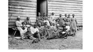 Black people plantation