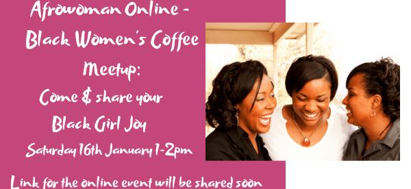 Black Girl Joy Meetup