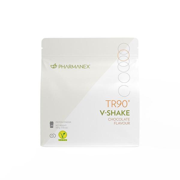 TR90 V-Shake – Chocolate Vegan Protein Shake