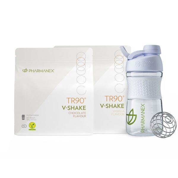 TR90 V-Shake start-up kit