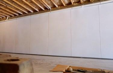 AquaStop Basement Wall Panels