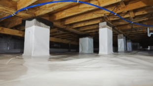 Crawl Space After