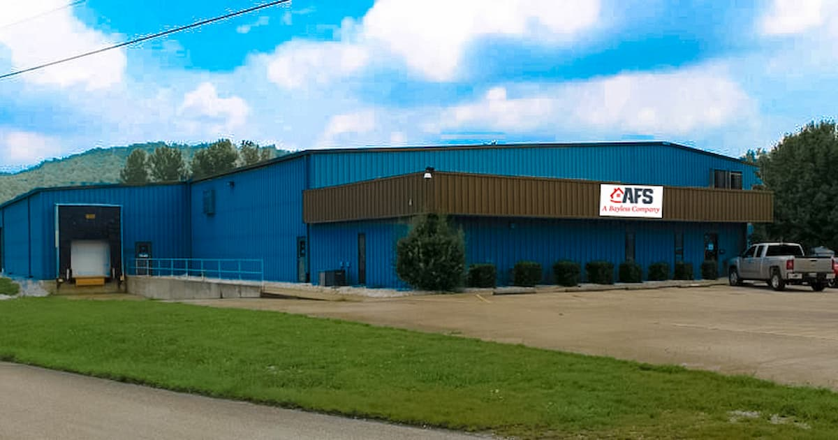 The new location for the AFS Foundation & Waterproofing Specialists Nashville Tennessee office.
