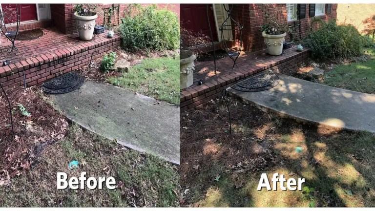 Concrete lifting foam can help turn your sunken sidewalk into a usable walkway again.