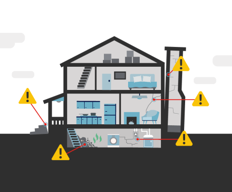 Eight Signs Your Home Has Foundation Damage
