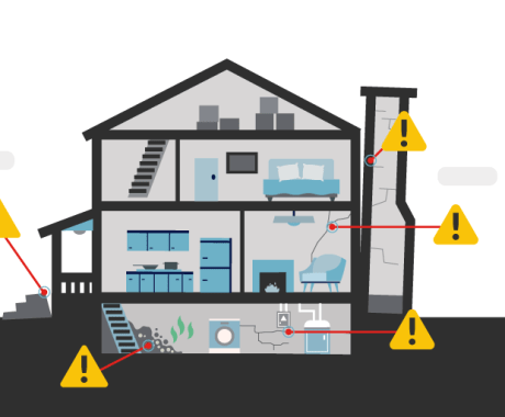 Do You Know The Eight Signs Your Home Has Foundation Damage?