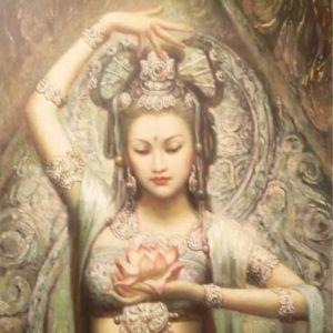 Lichtmeesteres Kwan Yin