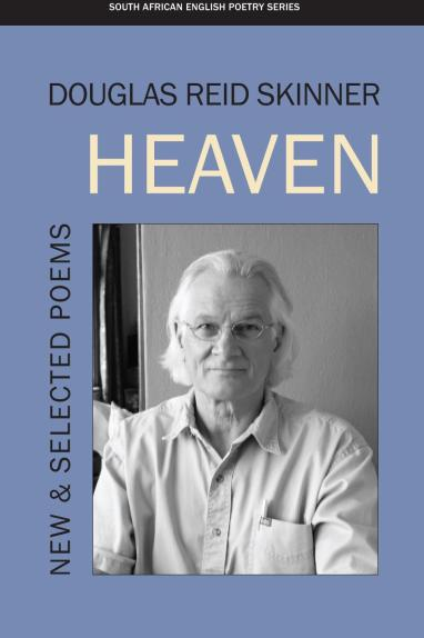 Front cover image of the poetry book, Heaven