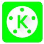 Green KineMaster Pro Logo