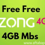 Free Zong internet Thumbnail