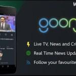 Goonj TV Logo