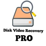 Disk Video Recovery Pro Logo