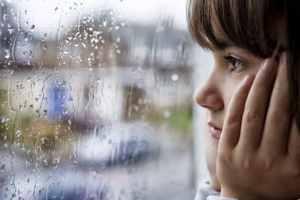 Saat hujan sinyal hilang