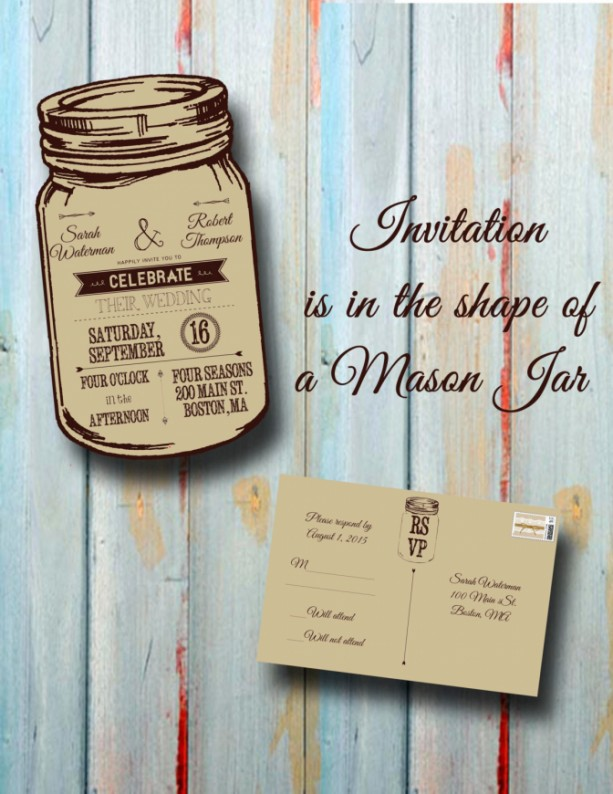 Pre Cut Wedding Invitation Paper