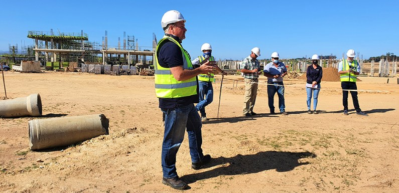 Curro Durbanville High School breaks ground on contemporary new campus