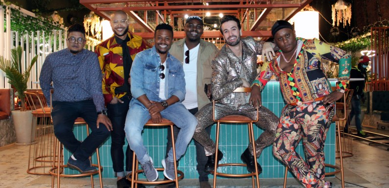 Azania Productions completes principal photography comedy feature, The Gang