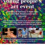 Children and young people's art event