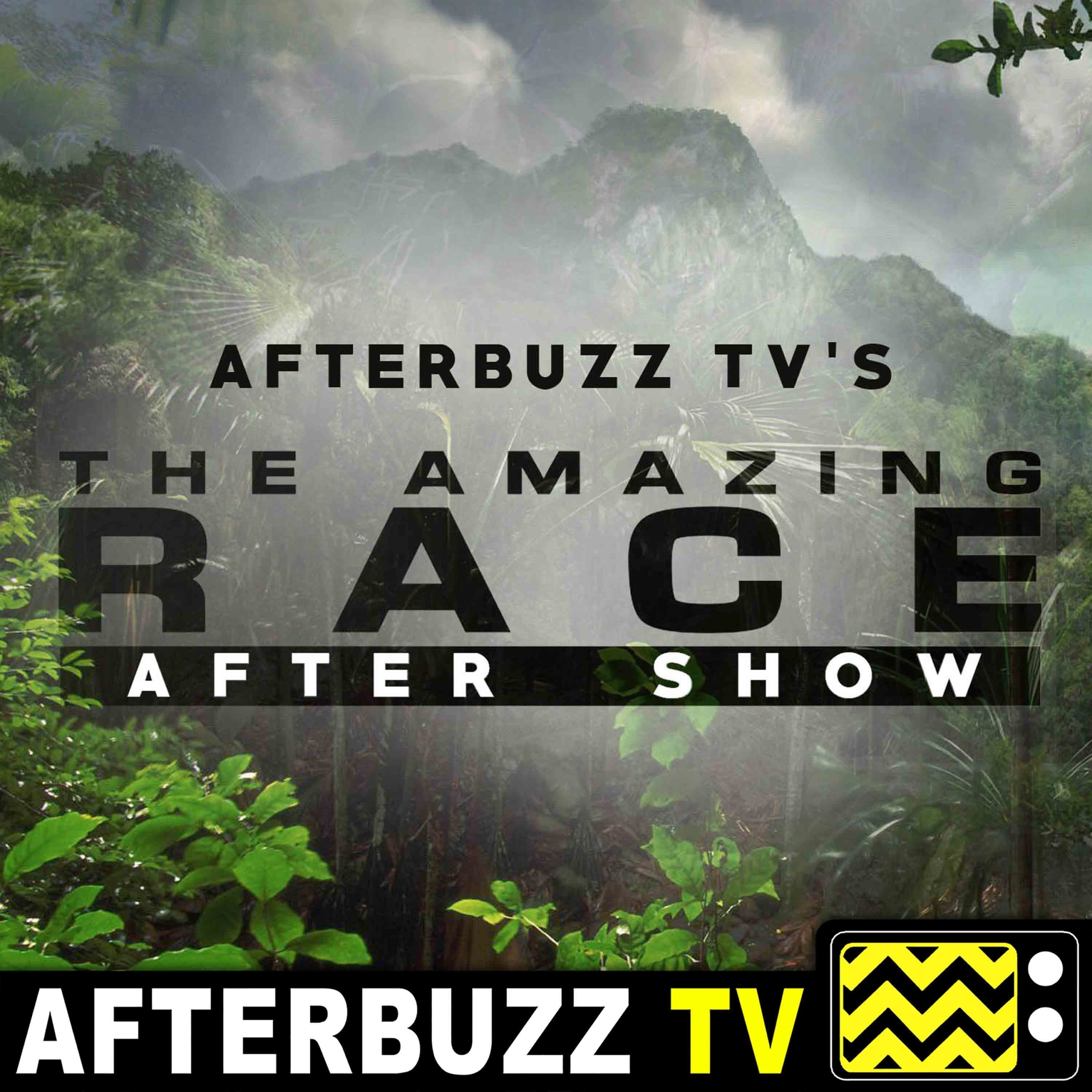 The Amazing Race S:29   Brooke Camhi & Scott Flanary Guest on We're Going to Victory Lane E:12   AfterBuzz TV AfterShow