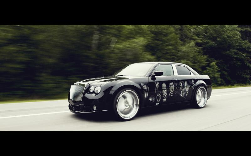 Chrysler 300C SRT8 AfterFX Customs