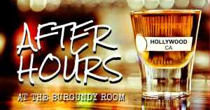 Introducing After Hours at the Burgundy Room
